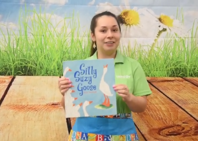 Virtual Storytime – Silly Suzie Goose
