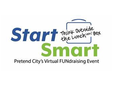 Start Smart: Pretend City's Virtual FUNdraising Event