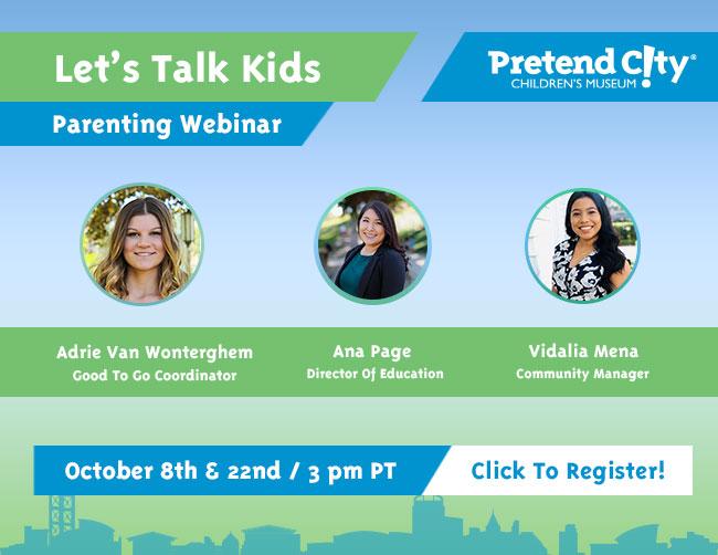 Let's Talk Kids | Parenting Webinar