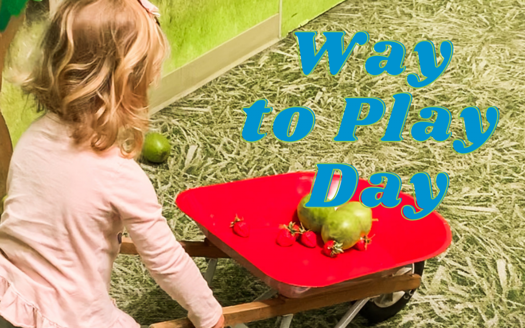 Way to Play Day: A Package of Learning!